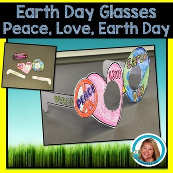 Earth Day Activities Glasses