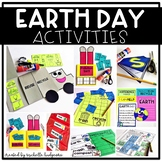 Earth Day Activities Kindergarten, First Grade, Second Grade