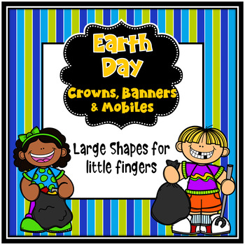 Earth Day Activities - Little Fingers