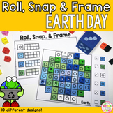 Earth Day Activities Math Center Snap Cubes