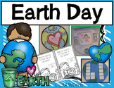 Earth Day Activities Mini Unit! Kindergarten or First