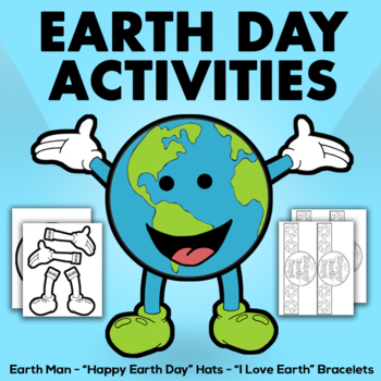 Earth Day Activities - NO PREP!