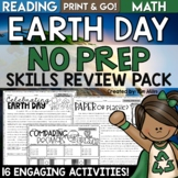 Earth Day Activities NO PREP Packet