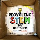 Build a Toy Recycling Earth Day STEM Activity