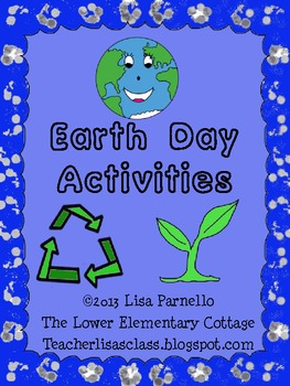 Earth Day Activities Set