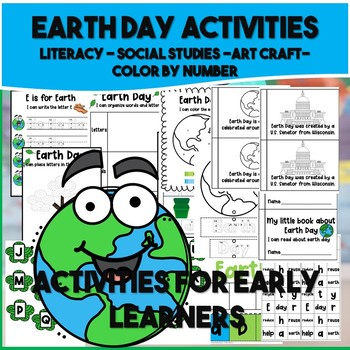 Earth Day Activities: Social Studies and Literacy