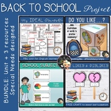 Back to school Activities - Timetable Unit Resources