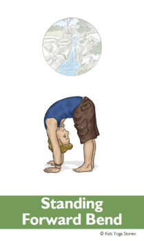 Earth Day Activities: Yoga Cards for Kids