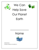 Earth Day Activities and Printables - Reduce, Reuse, Recycle