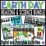 Earth Day Activities Kindergarten and First Grade Bundle