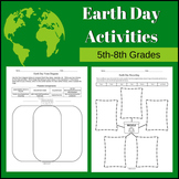 Earth Day Activities for 5th-8th Grades