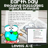 Earth Day Activities for Kids|Digital|PDF - Bundle