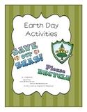 Earth Day Activities for Kindergarten