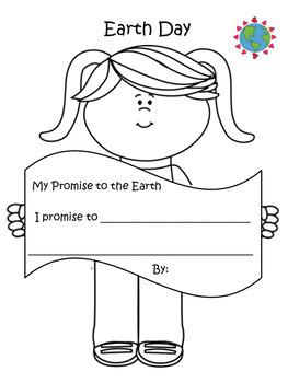 Earth Day Activities for KindergartenGrade 1 by Tricia Drouillard