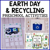 Earth Day & Recycling Activities for Pre-K, Preschool and Tots