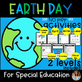 Earth Day Activities for Special Education