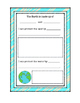 """Earth Day Activity Book, """"How Can I Protect The Earth?"""""""