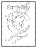 Earth Day Activity Book for PK, K, & 1st