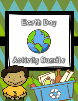 Earth Day Activity Bundle