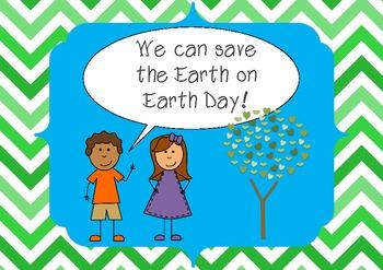 Earth Day Activity Kit