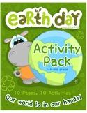 Mondo's Earth Day Activity Pack