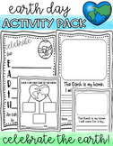"Earth Day Activity Pack ""Celebrate the Earth"""