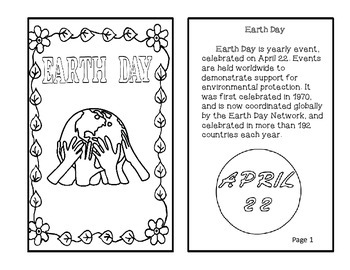 Earth Day Activity Pack (Grades 2-5)