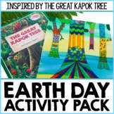 Earth Day Activity Pack - Inspired by The Great Kapok Tree