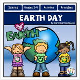 Earth Day Activities & Flip Book Free