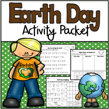 Earth Day Activity Packet