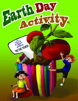 Earth Day Activity - Preschool
