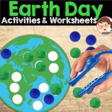 Earth Day Activities Preschool Pre-K Kinder