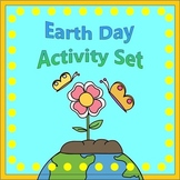 Earth Day Activity Set