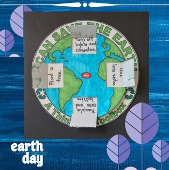 Earth Day Activity and Craft