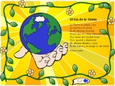 Earth Day Activity for Spanish Students (Worksheets, Poem,