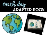 Earth Day Adapted Book