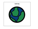 Earth Day-Adaptive Book-Autism