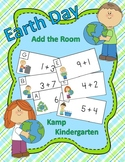 Earth Day Add the Room Sums to 10