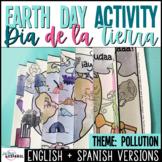 Earth Day Agamograph | Arte Óptico del Día de la Tierra | English & Spanish