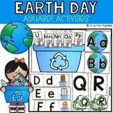 Earth Day Alphabet Activities