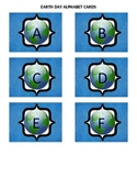 Earth Day Alphabet Cards