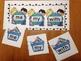 Earth Day/April Journeys Kindergarten Sight Word Matching center