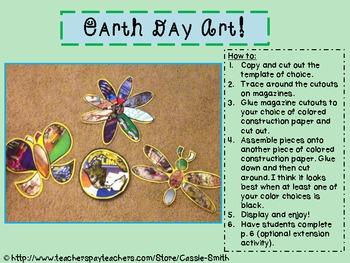 Earth Day Art!