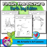 Earth Day Art Activity: Finish the Picture!