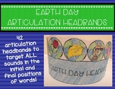 Earth Day Articulation Headbands