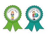 Earth Day Award Ribbons