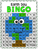 Earth Day BINGO ~ 100s chart ~ Mystery Picture