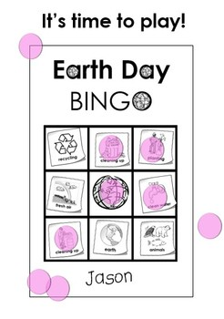 Earth Day BINGO Activity!