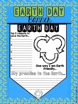 Earth Day Banner