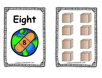 Earth Day Base 10 Math Center Game!